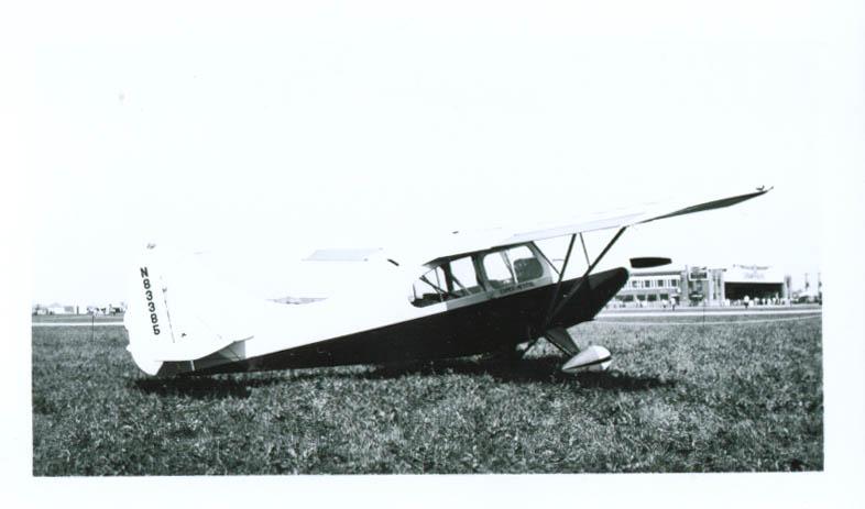1946 Aeronca 7AC Experimental N83385 airplane photo