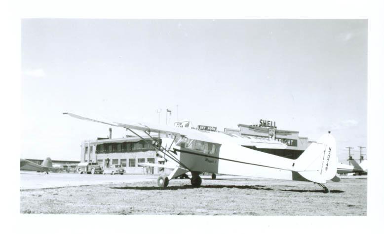 1946 Piper J3C-65 N70749 Maggie I airplane photo