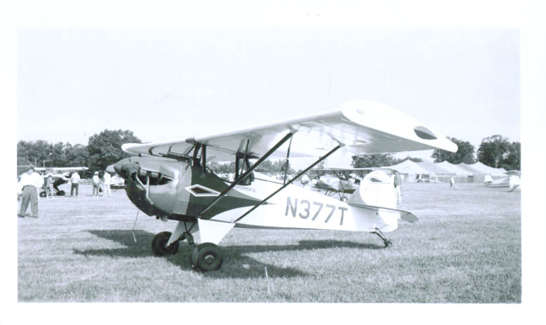1940s Smittys Termite JT-1 N377T airplane photo