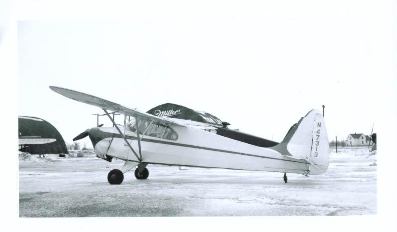 1943 Interstate S-1B1 N47313 airplane photo