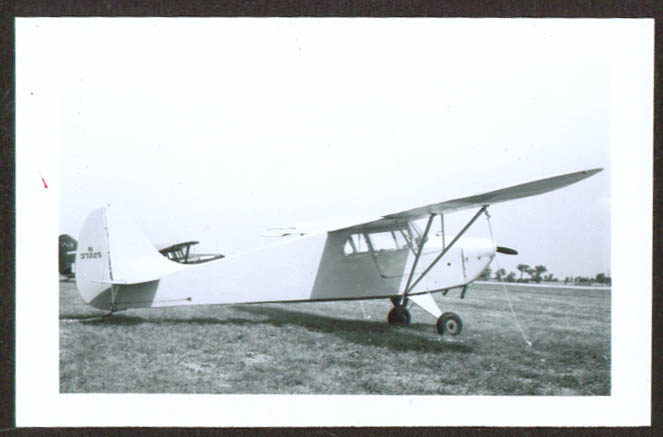 1941 Interstate S-1A Tail # N37229 photo