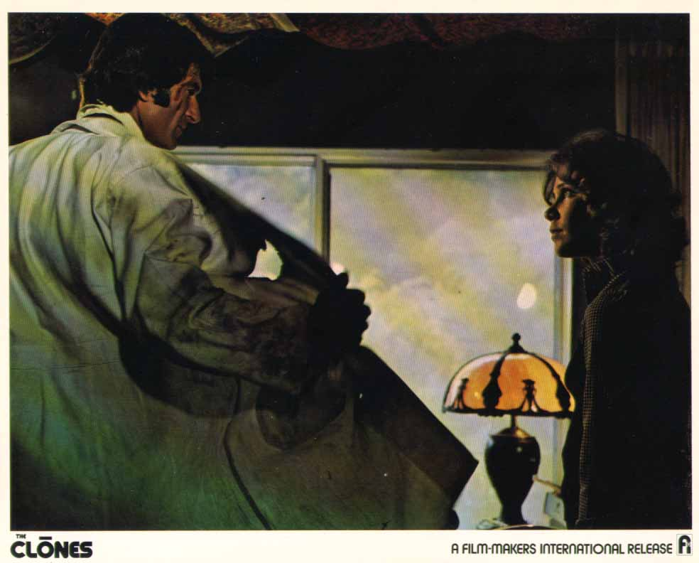 Image for Michael Greene The Clones 1973 8x10 #3