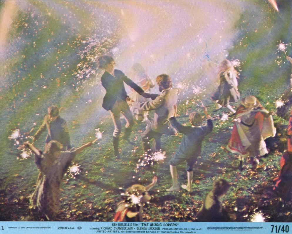 Image for Fireworks from the Music Lovers 1971 8x10