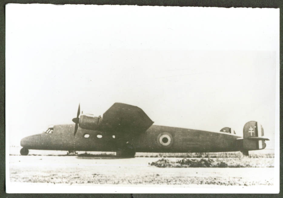 Blohm und Voss BV-144 Free French marking photo