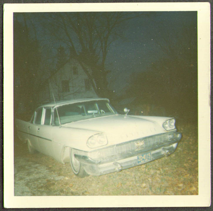 1958 Chrysler 4-dr sedan Millerton NY color photo #1