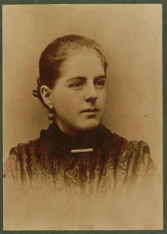 Sophia Holt Shaughnessy photo ca 1910