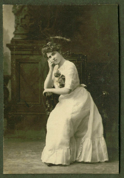Elizabeth M P Hughes photograph June 23, 1902