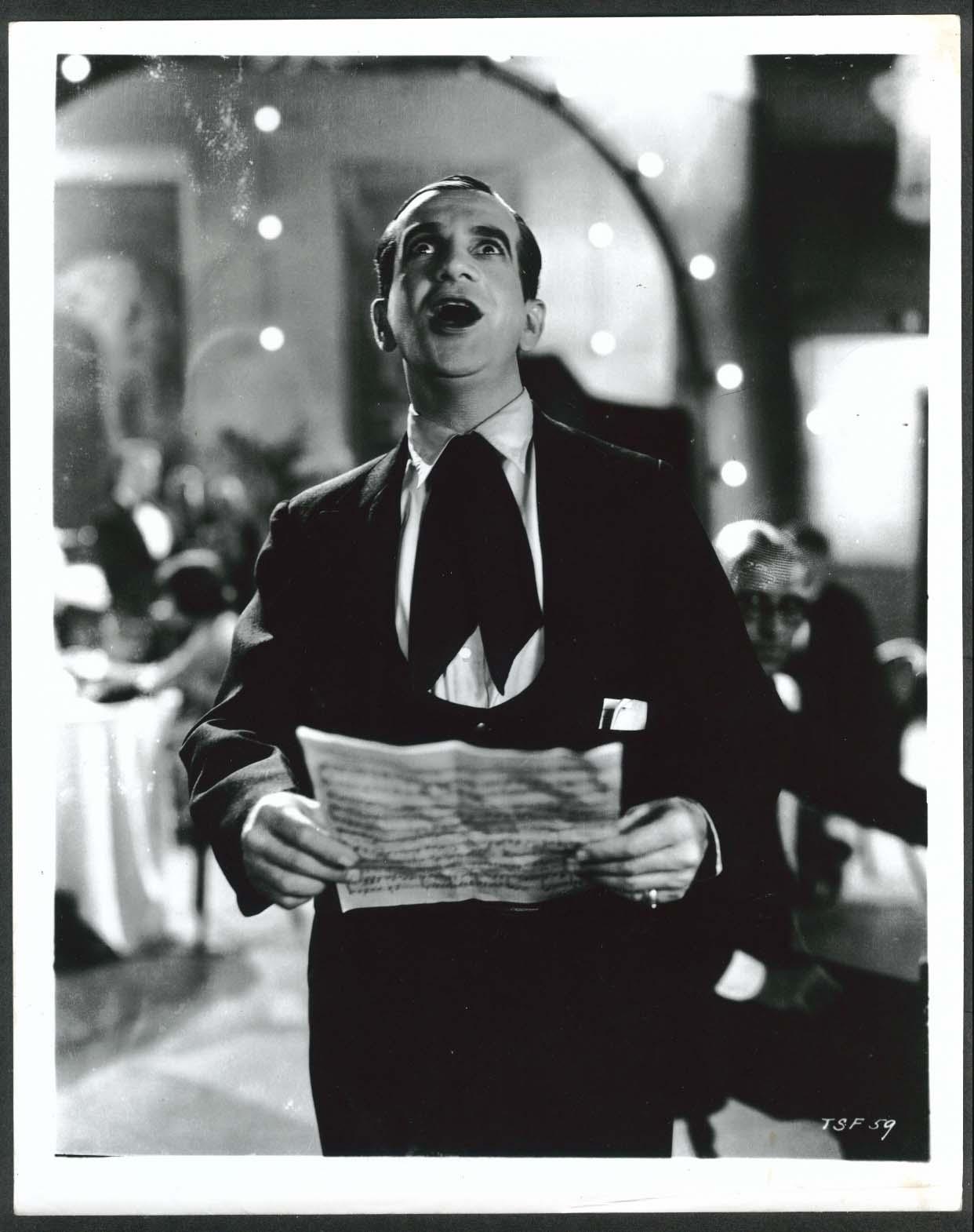 Image for Al Jolson Jazz Singer 8x10 photograph later restrike 1927