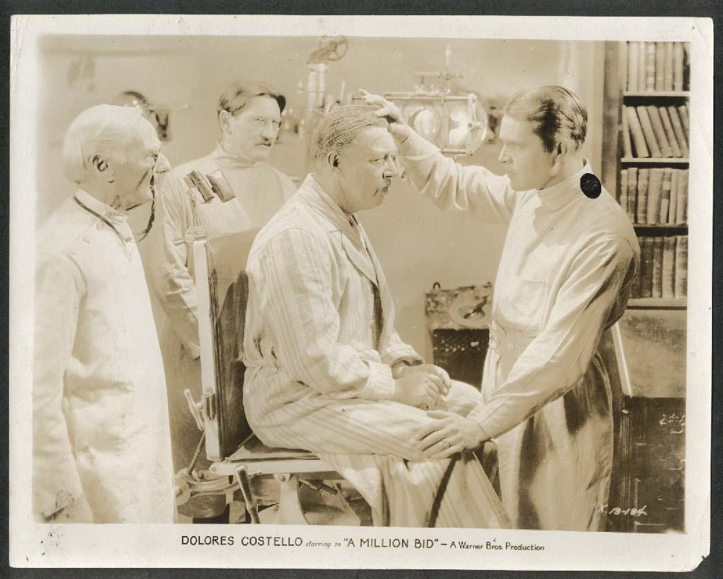 Image for Malcolm McGregor A Million Bid 8x10 photograph 1927