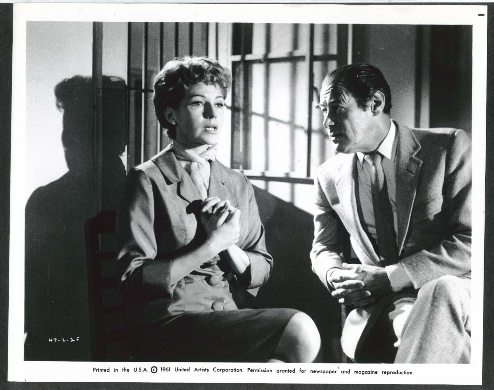 Image for Rita Hayworth Rex Harrison The Happy Thieves 8x10 photograph 1961