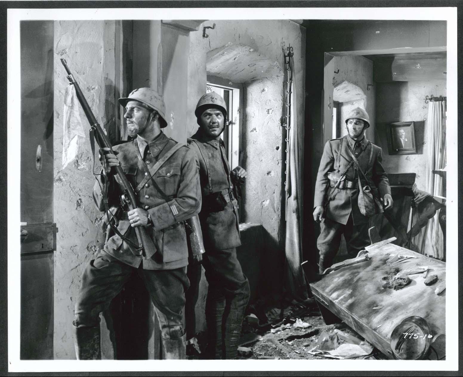 Image for Karl Malden Operation Secret 8x10 photograph 1952