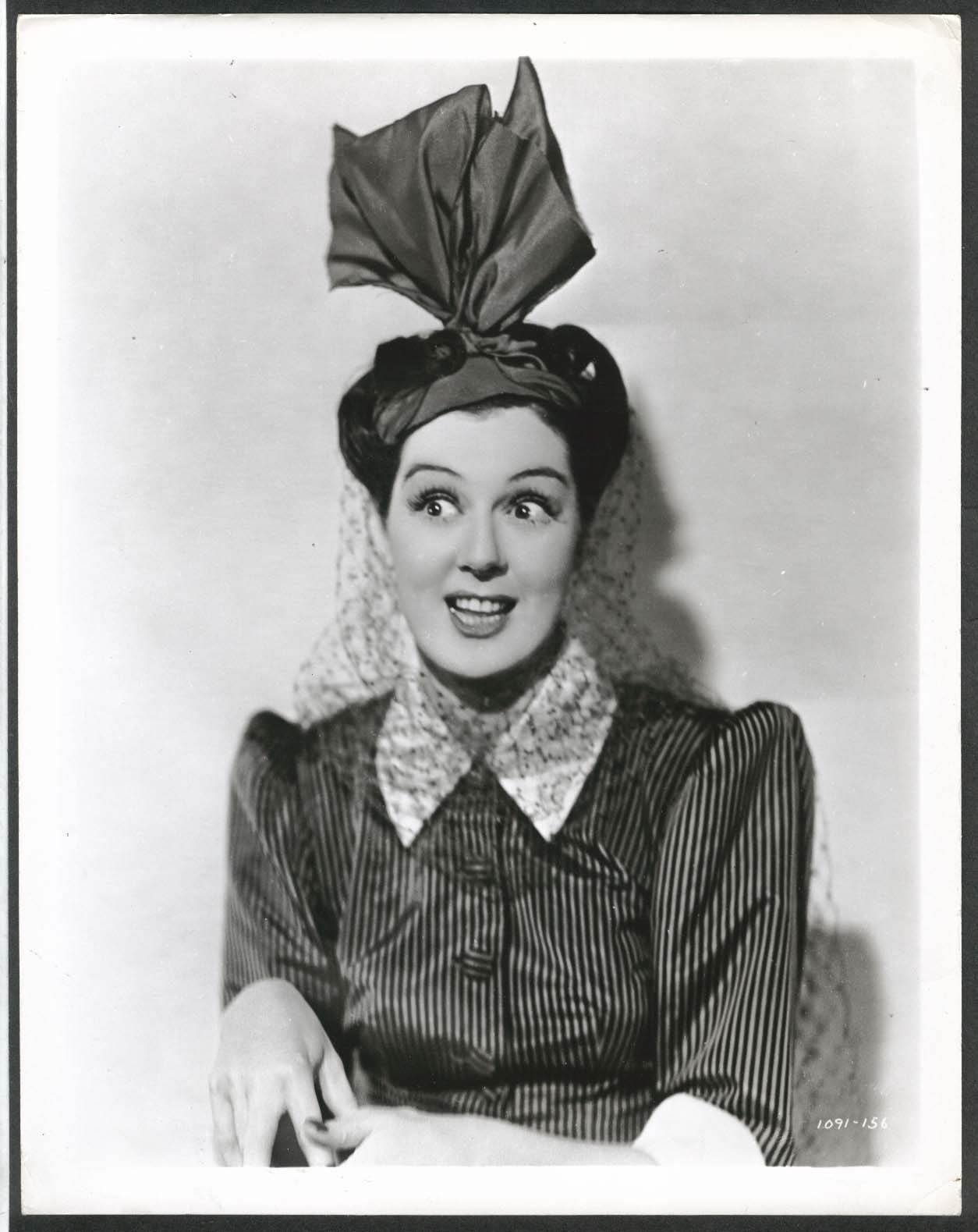 Image for Rosalind Russell 8x10 photograph 1940s