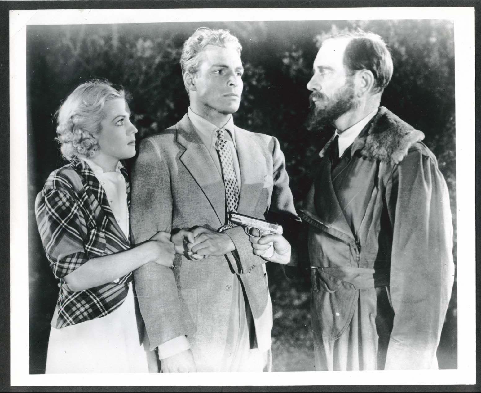 Image for Buster Crabbe 8x10 photograph 1930s