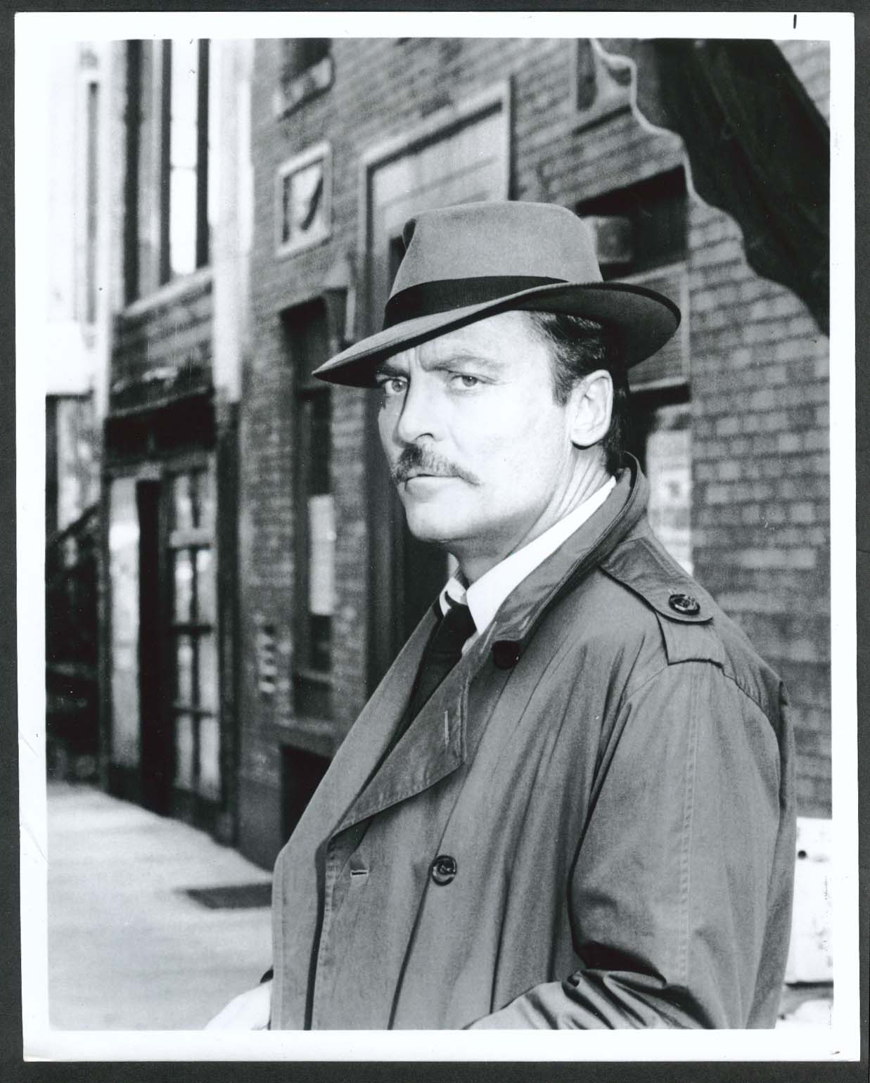 Image for Stacy Keach 8x10 photograph 1970s