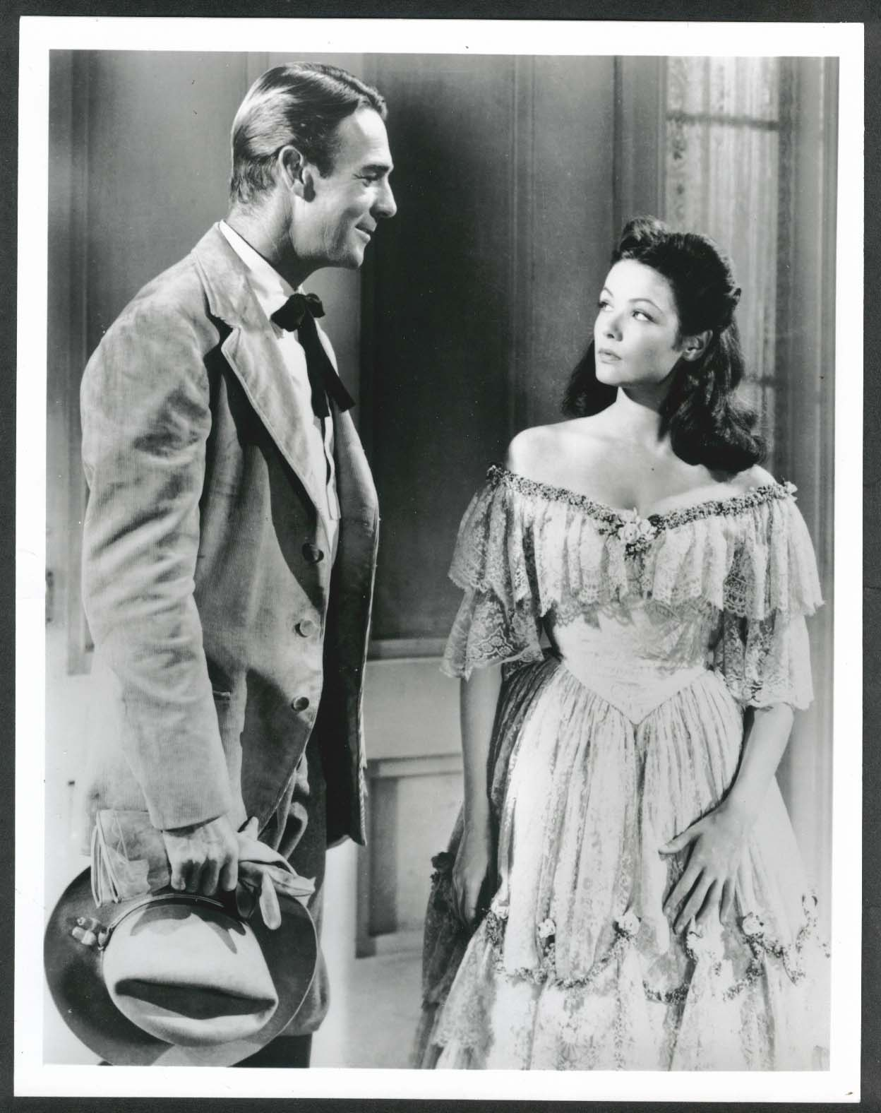 Image for Randolph Scott Gene Tierney Belle Starr 8x10 photograph 1941