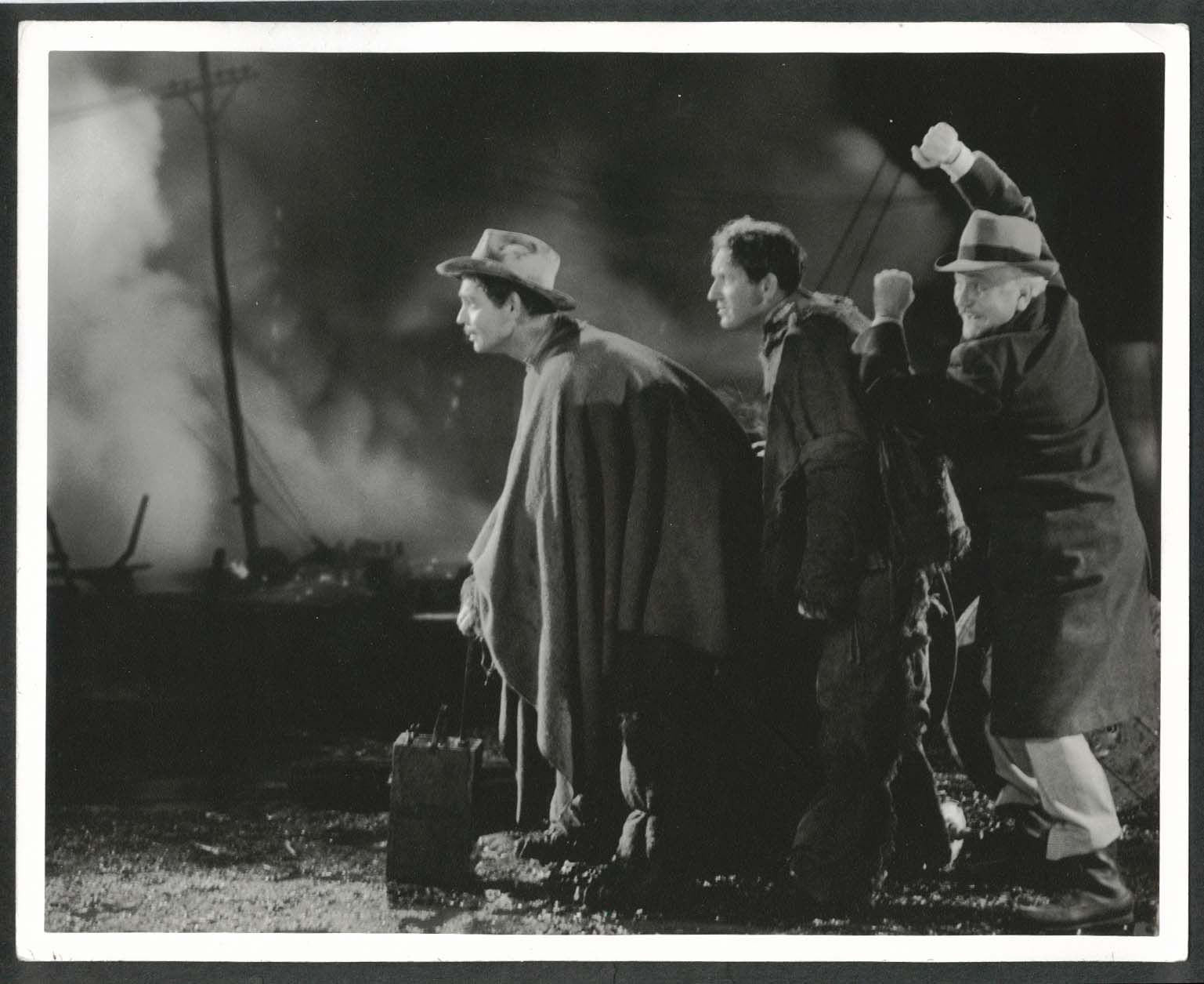 Image for Clark Gable Spencer Tracy Boom Town 8x10 photograph 1940