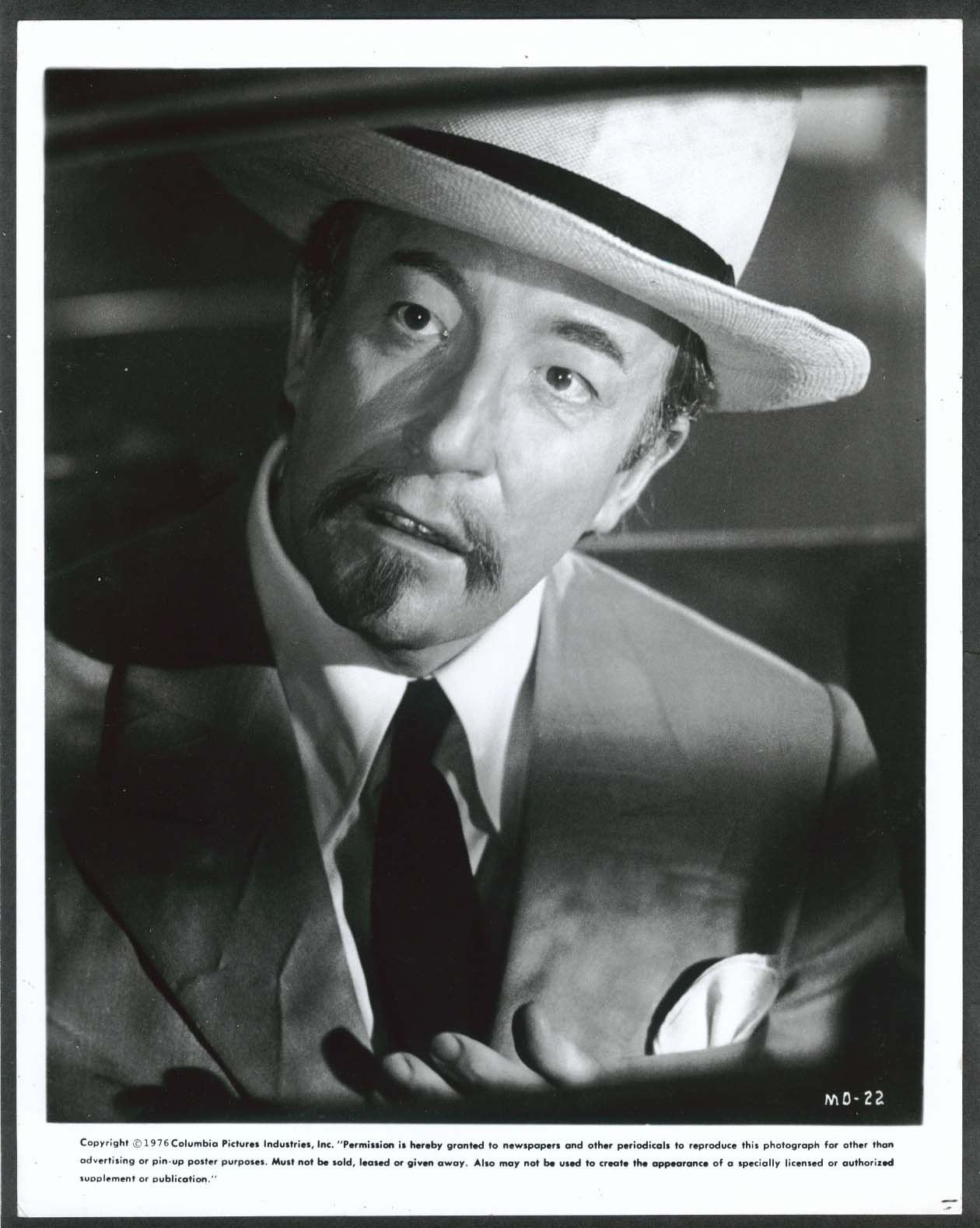 Image for Peter Sellers Murder by Death 8x10 photograph 1976