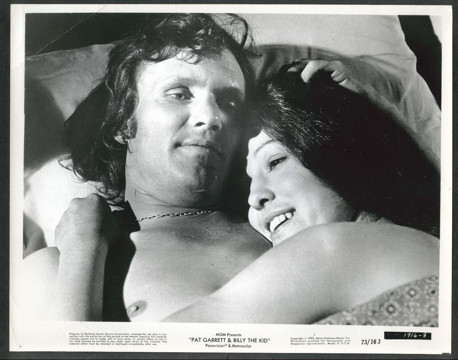 Image for Kris Kristofferson Rita Coolidge Pat Garrett & Billy the Kid 8x10 photo 1973