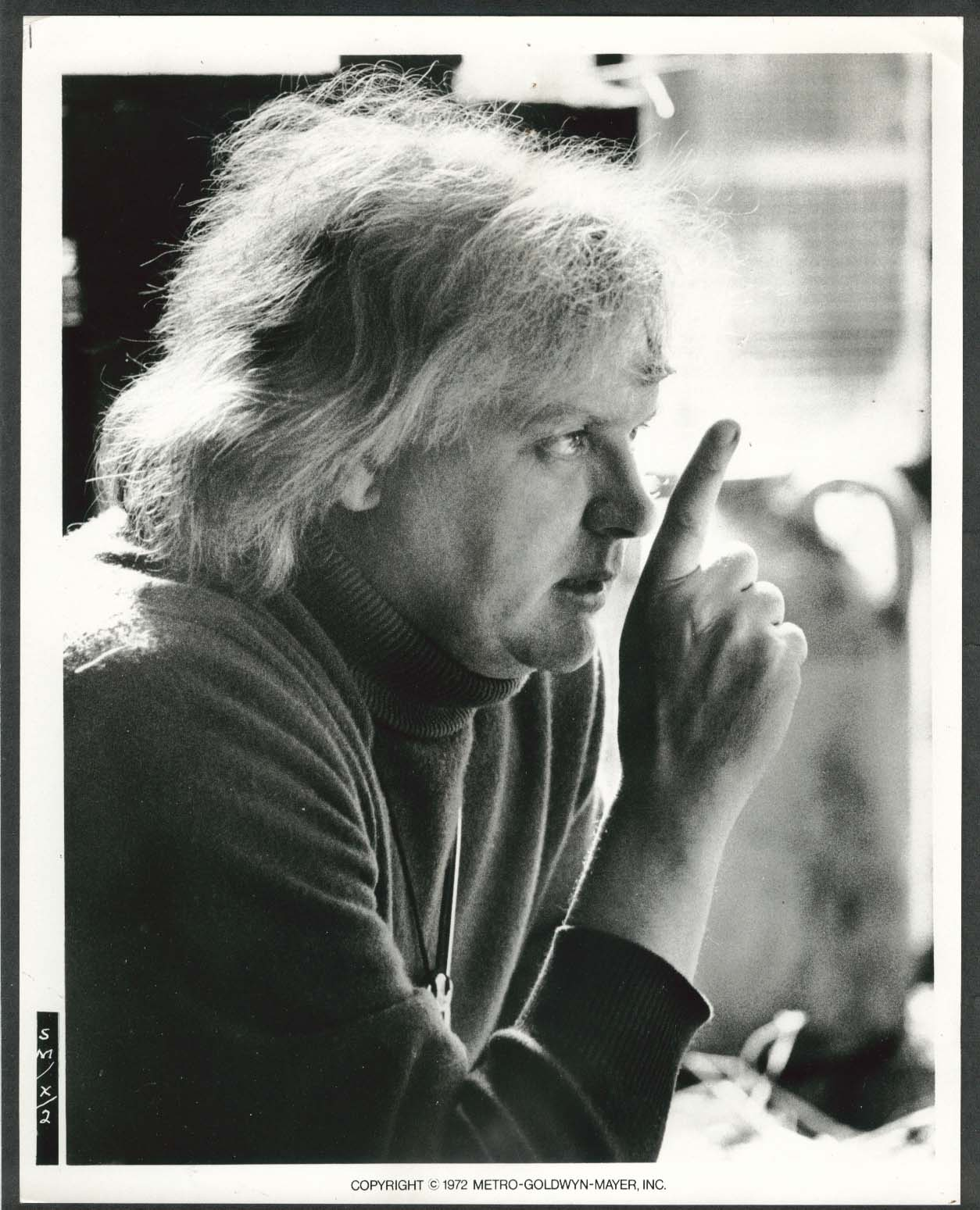 Image for Ken Russell Savage Messiah 8x10 photograph 1972