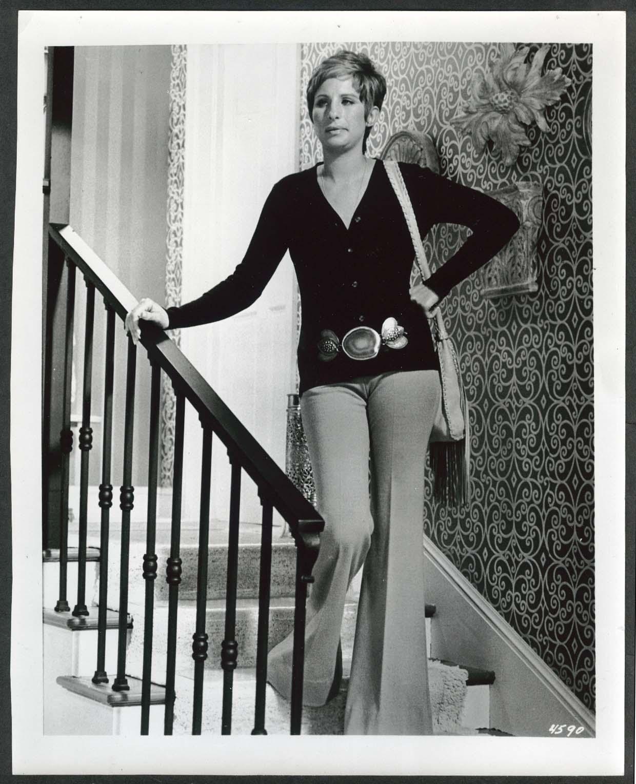 Image for Barbra Streisand For Pete's Sake 8x10 photograph 1974