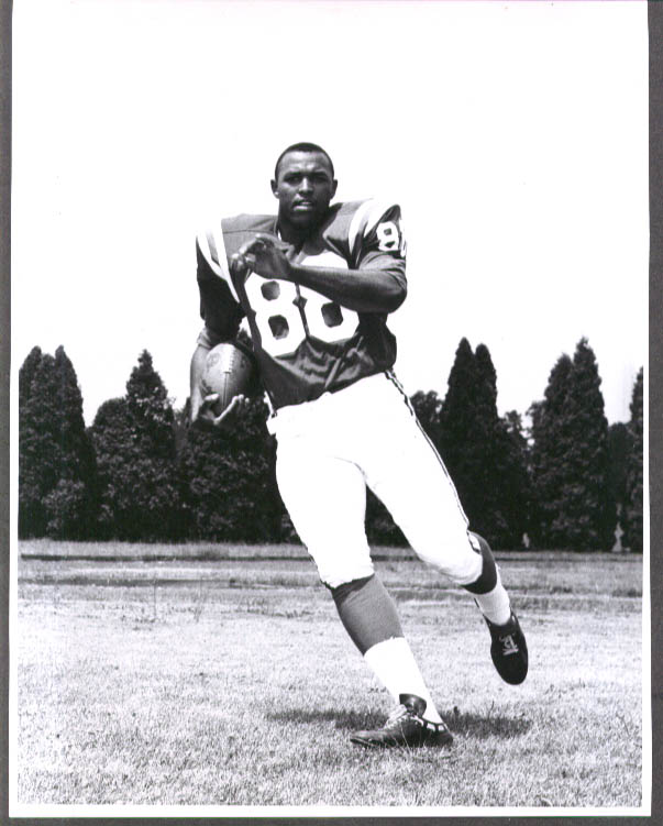 End John Mackey Baltimore Colts 8x10 1964