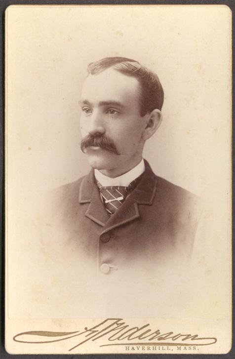 Handlebar mustache cabinet Tribunbe S Framingham MA