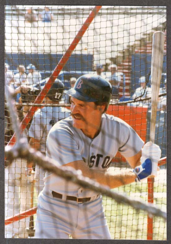Boston Red Sox Wade Boggs Spring Training photo 1988