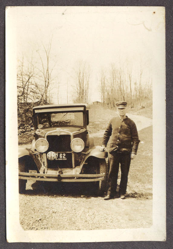 1930 Chevrolet fireman's car CT NE 62 1935 photo