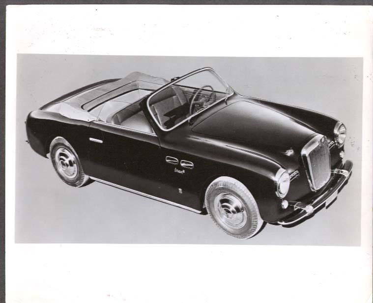 1953 Siata Daina Farina 208S sports car photo