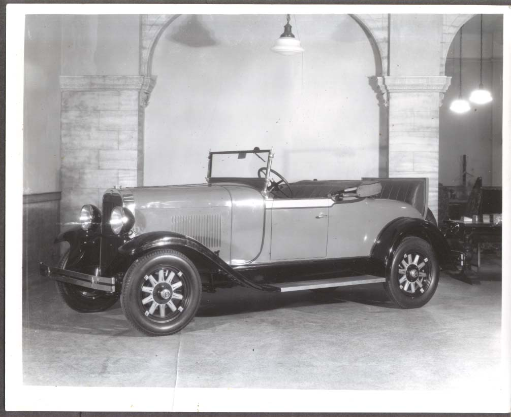 1928 Oldsmobile Rumbleseat Roadster photo