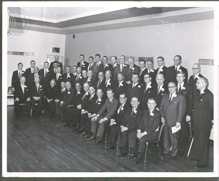 Rudder Club membership Brooklyn NY photo 1950s