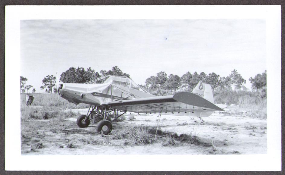 1956 Call-Air A-4 airplane photo N 6044C
