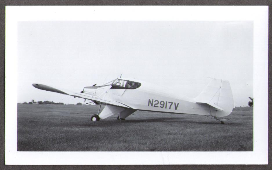 1951 Call-Air A-2 airplane photo N 2917V