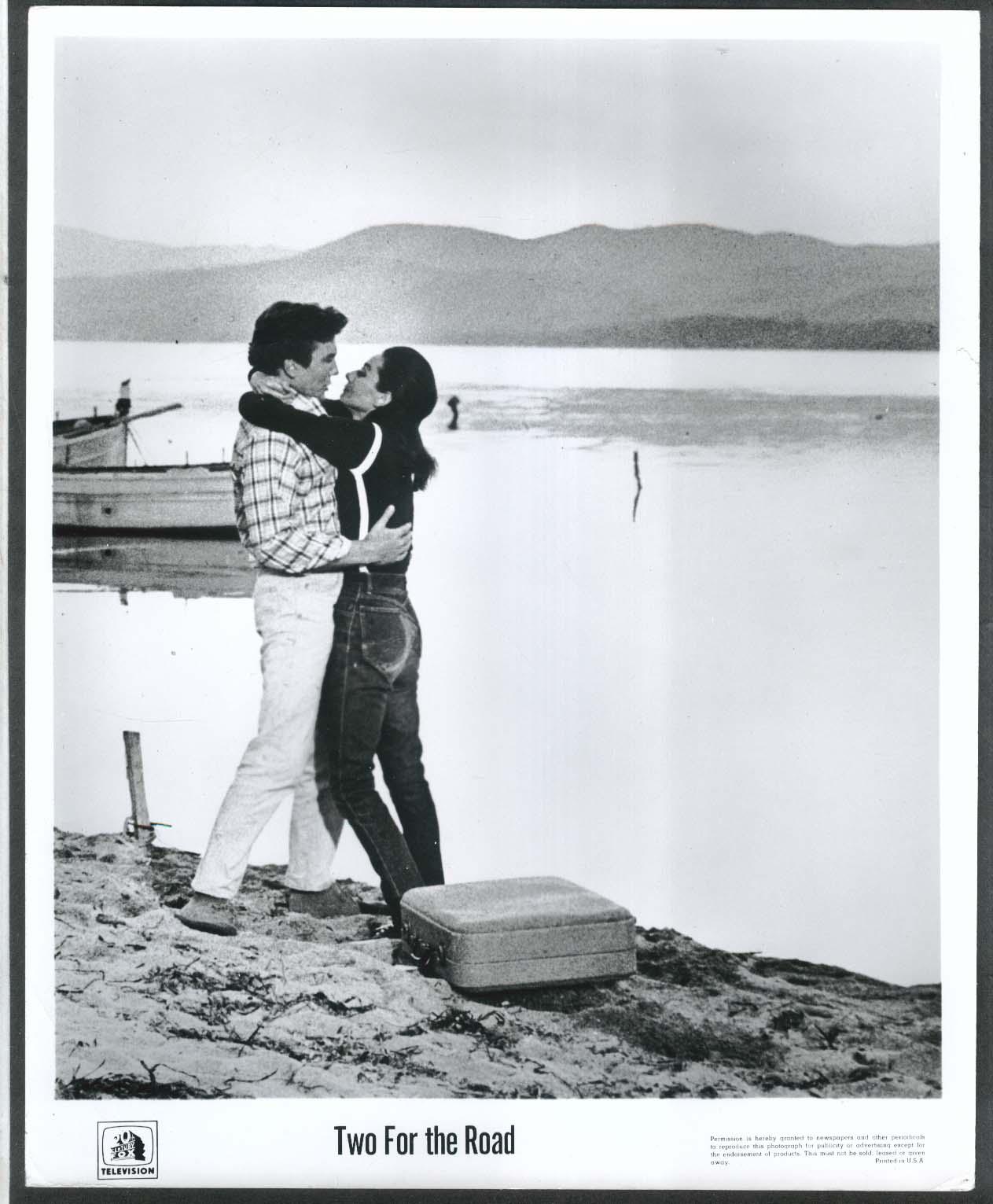 Albert Finney Audrey Hepburn Two for the Road 8x10 ...