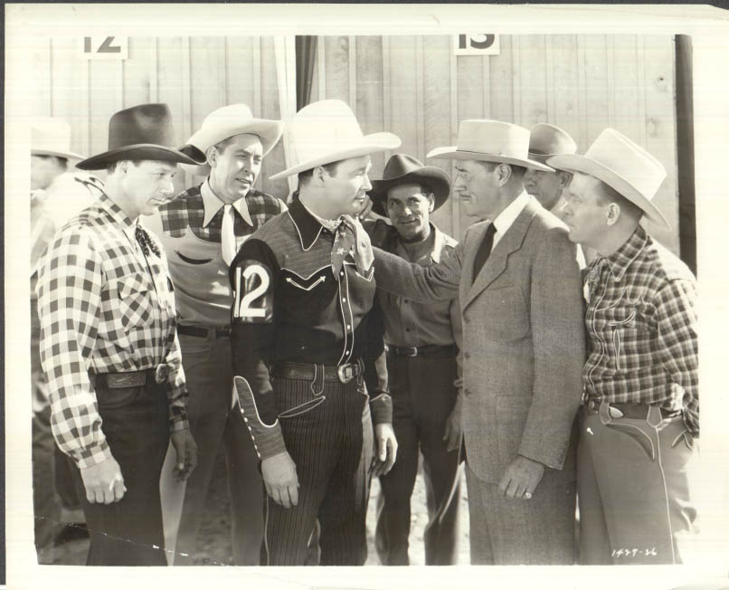 Image for Roy Rogers in Hands Across the Border MOVIE STILL photo 1944