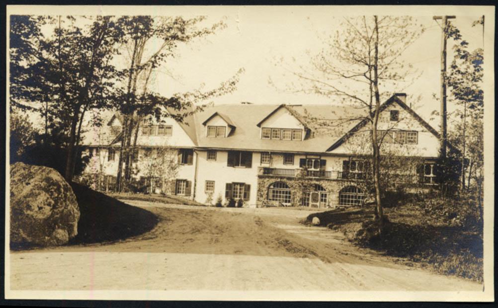 Image for Dr Foord's Nonkanahwha Estate Kerhonkson NY photo ca 1915