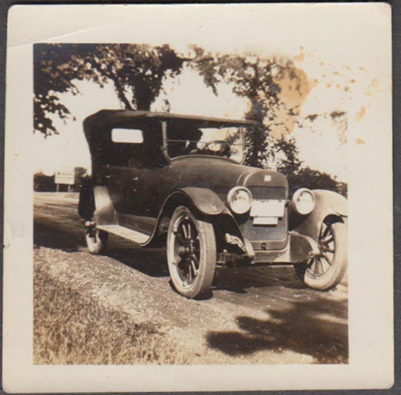 1922 Buick Touring Car snapshot