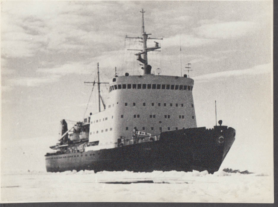 Argentine Navy ARA Almirante Irizar icebreaker photo 1970s