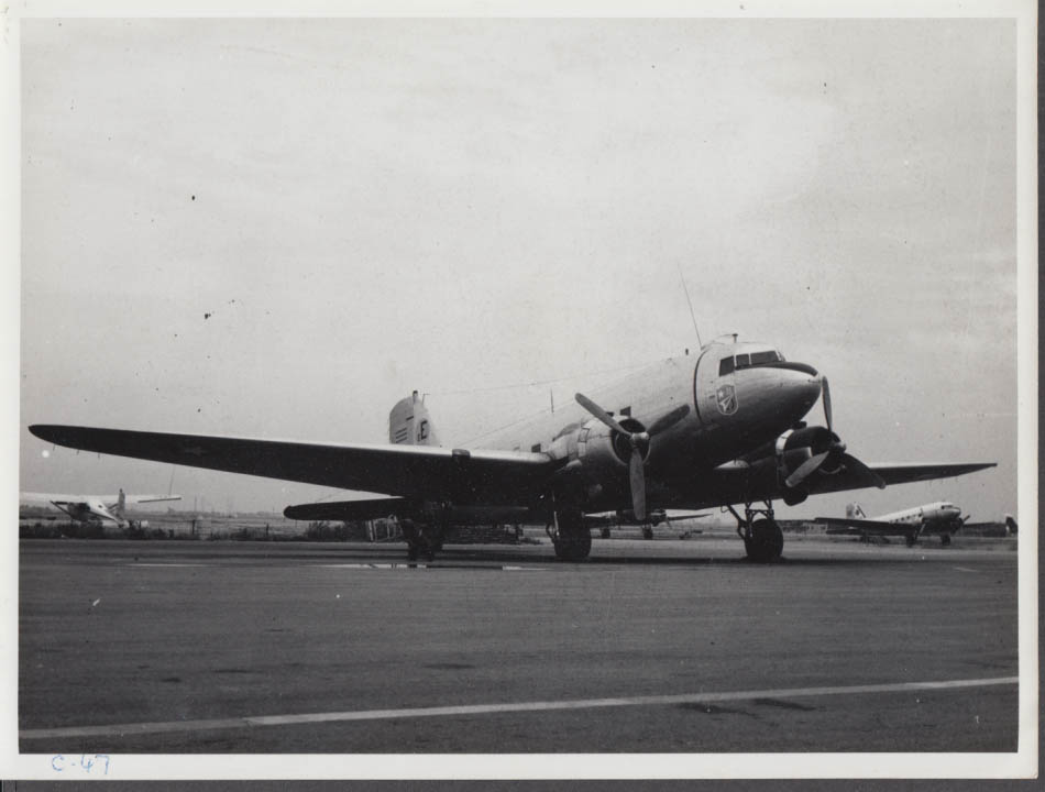 Image for South Vietnamese Air Force 33rd Vietnam C-47 transport photo 1970s