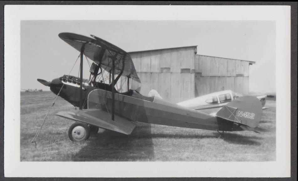 1927 Waco 9 Biplane N452 photo