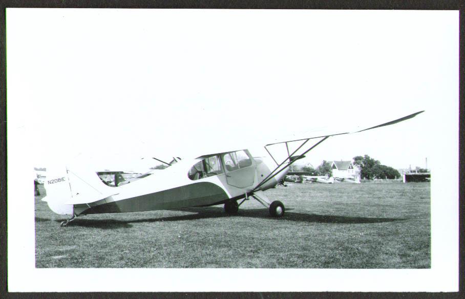 1946 Aeronca 74C TN N2081E  photo 1950s