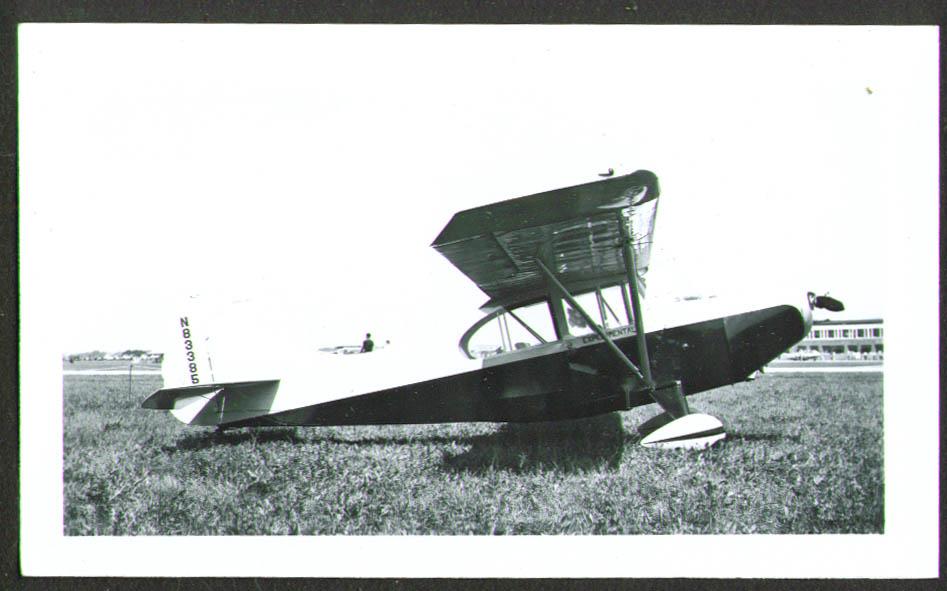 1947 Aeronca 7AC Experimental TN N83385 photo 1940s