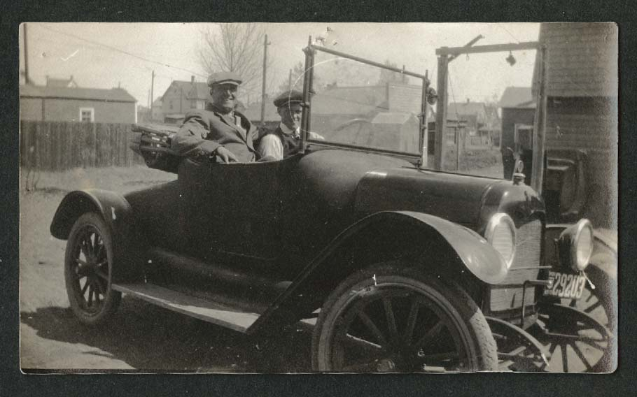 1916 Maxwell Roadster Saskatchewan 29203 snapshot 1919