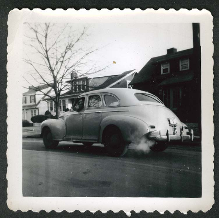 1941 Chevrolet Connecticut 1950 plate 4F623 snapshot
