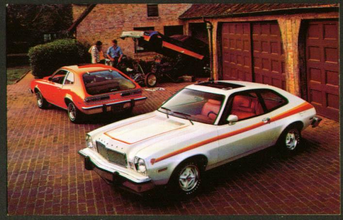 1978 Mercury Bobcat 3-dr Runabout postcard