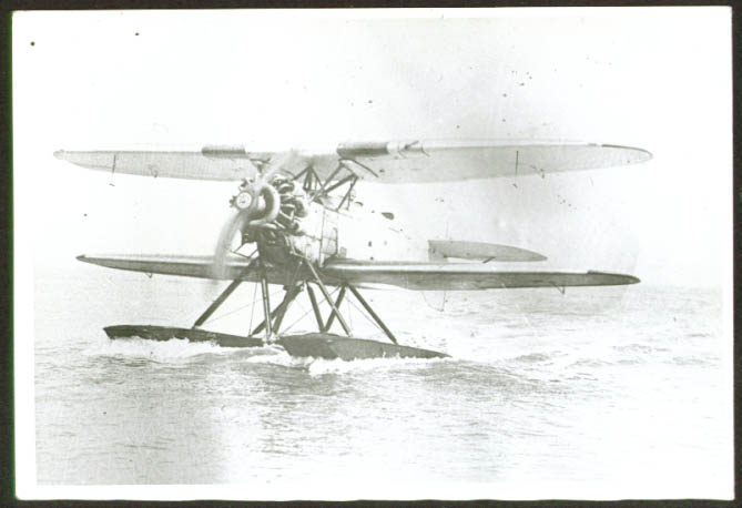Image for Focke-Wulf  W.4 seaplane photo Germany 1920s