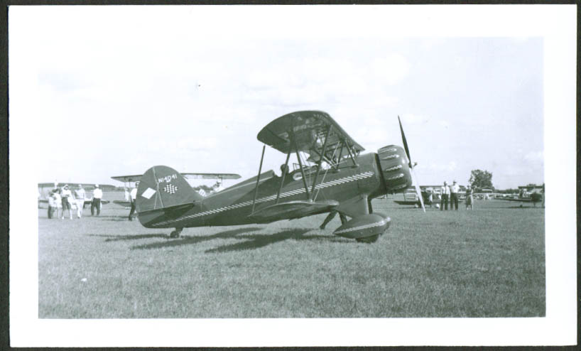 1934 Waco Model UMF photo TN N14041