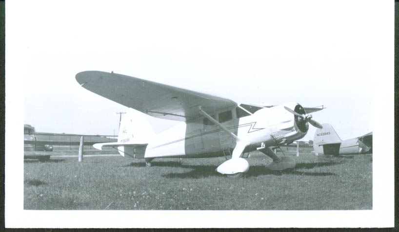 1942 Stinson Reliant photo TN N49681