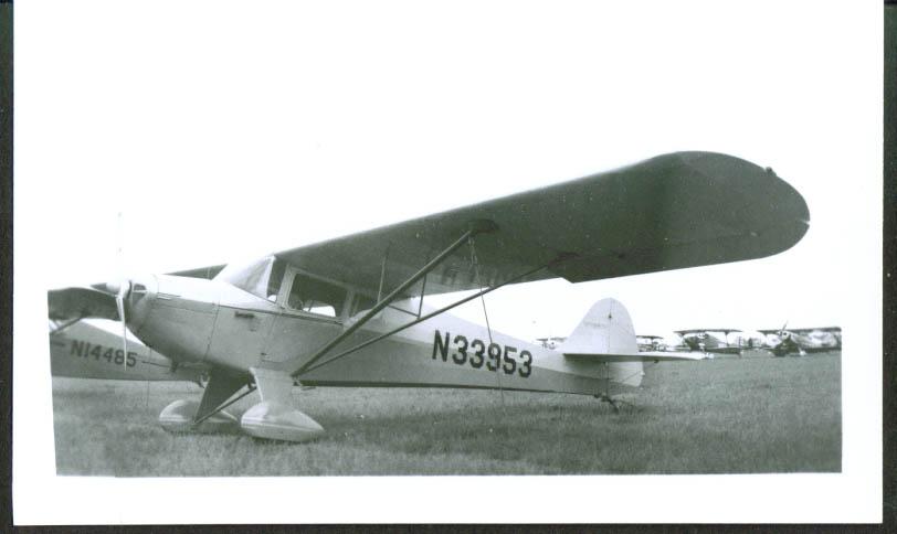 1941 Taylorcraft Model BC12-65 photo TN N33953