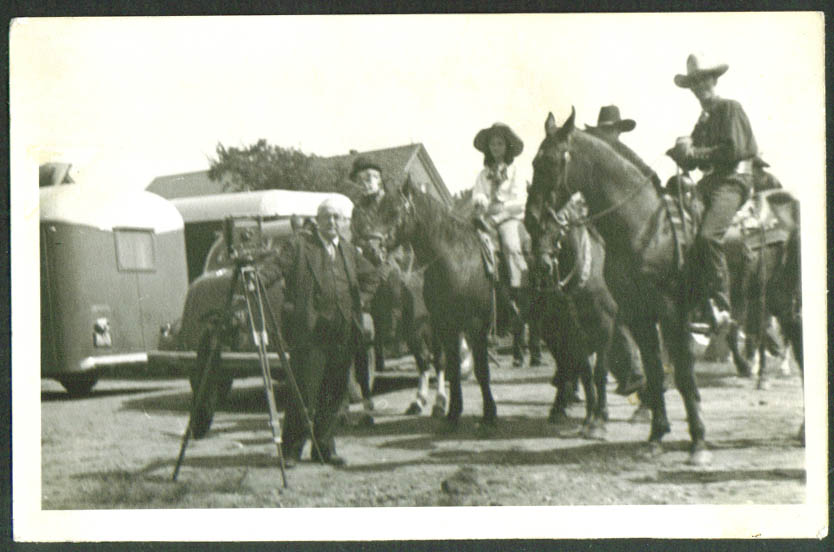 Image for Riders for Russell Bros circus snapshot 1940